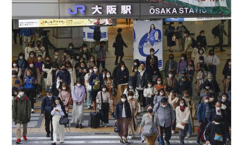 Japan to put Osaka, 2 other areas under virus semi-emergency