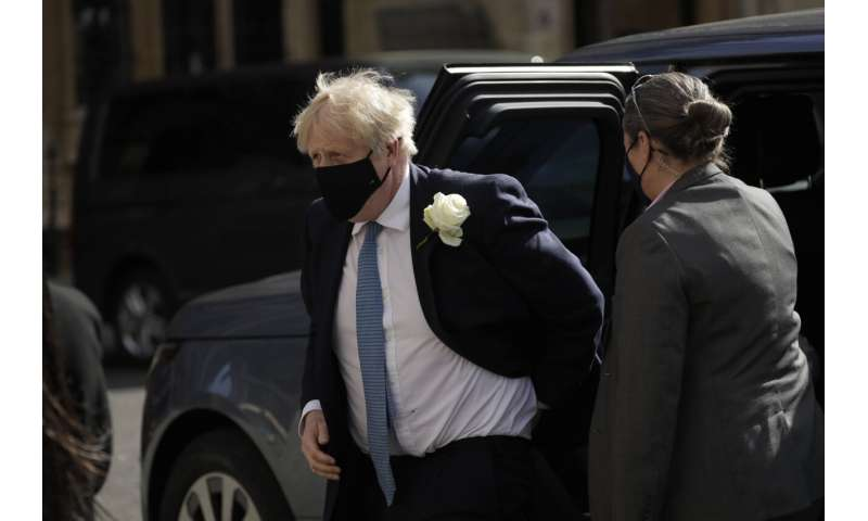 Johnson 'anxious' over rise of Indian virus variant in UK