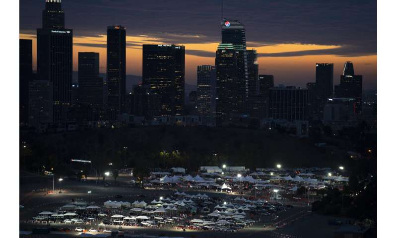 LA, San Francisco lead California business reopening pace