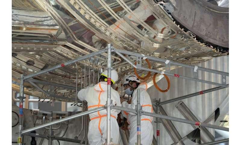 Magnet milestones move distant nuclear fusion dream closer