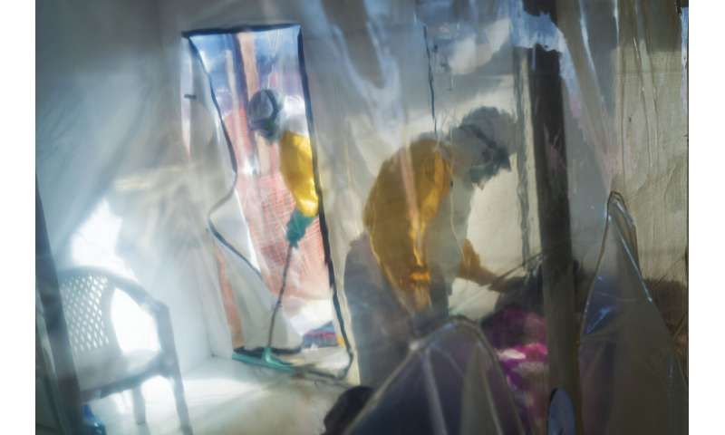 Man's Ebola relapse spawned dozens of new cases in Africa