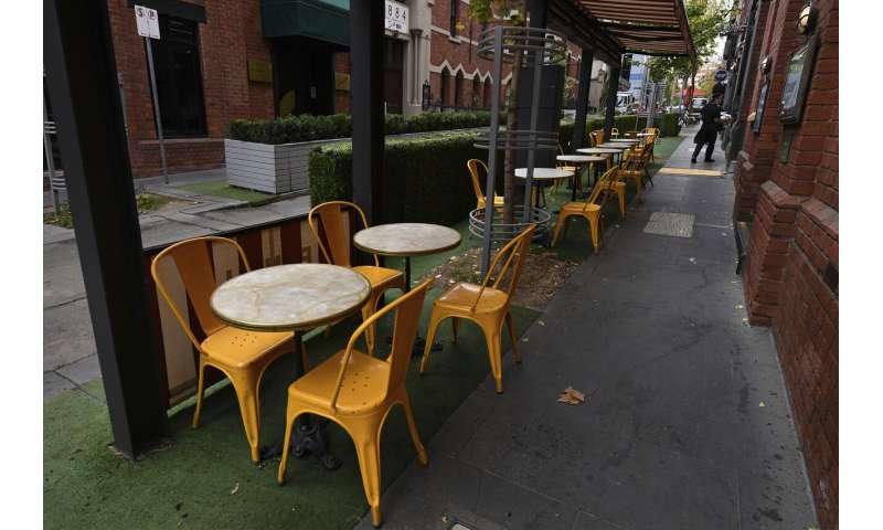 Melbourne, Australia, set for 4th lockdown as cluster grows