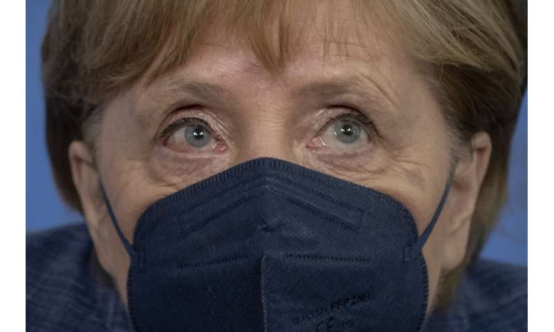 Merkel tells Germans to get vaccinated for 'more freedom'