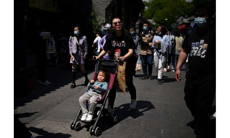Millions of tourists in China have flocked to domestic attractions, with the country's outbreak largely under control