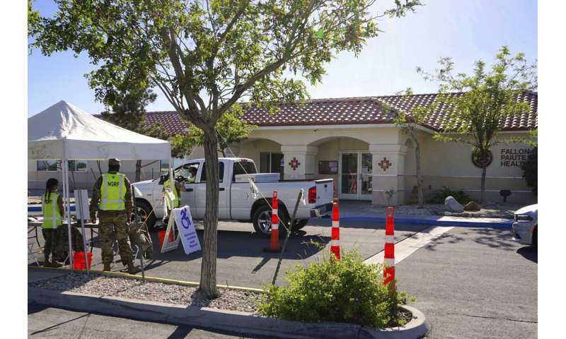 Mobile vaccination units hit tiny US towns to boost immunity