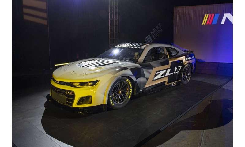 NASCAR's future is here: Next Gen car finally arrives