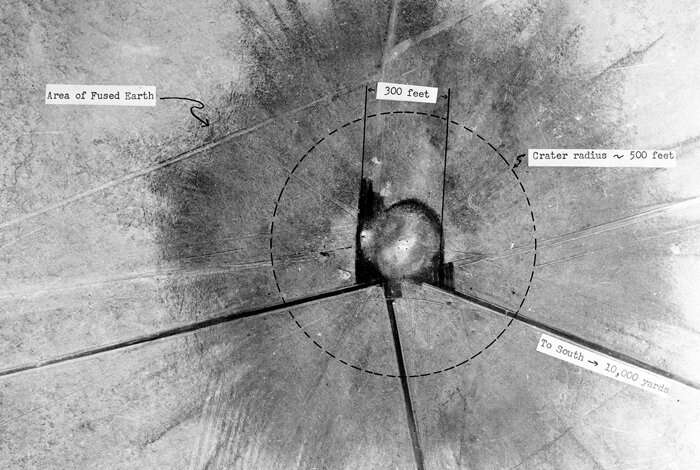 Newly discovered quasicrystal was created by the first nuclear explosion at Trinity Site