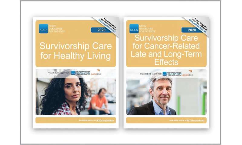 New resource for survivors helps guide life after cancer diagnosis and treatment thumbnail