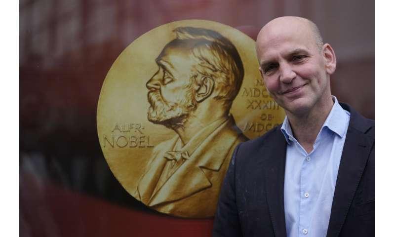 Nobel in chemistry honors 'greener' way to build molecules