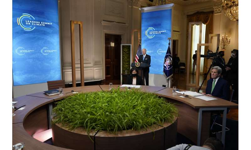 Not all gloom: World leaders tout success at climate summit