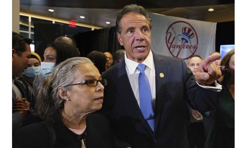 NYC to require vaccines or weekly testing for city workers