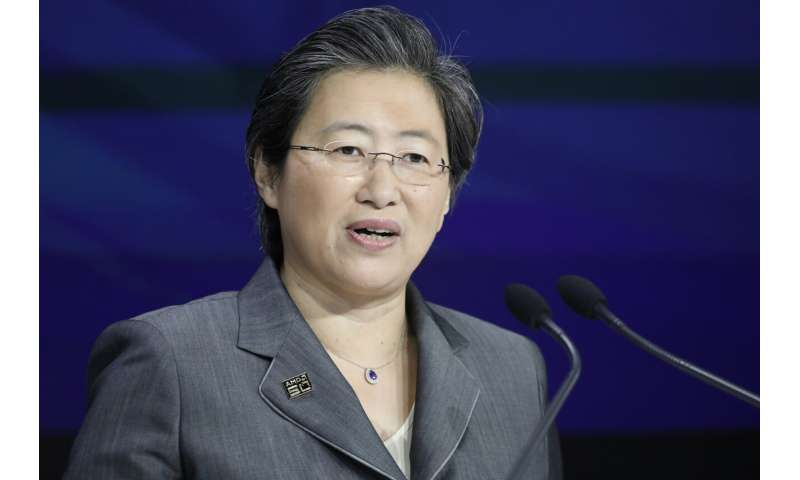 Paycom Software's Richison, AMD's Su among highest paid CEOs
