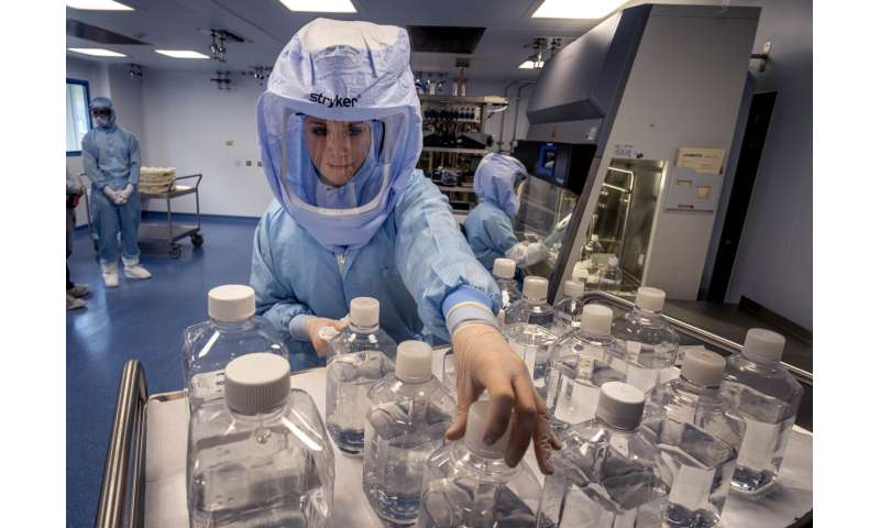 Pfizer's long range vaccine pursuits pay off