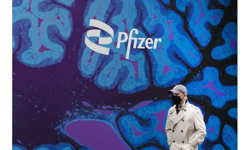 Pfizer's long range vaccine pursuits pay off