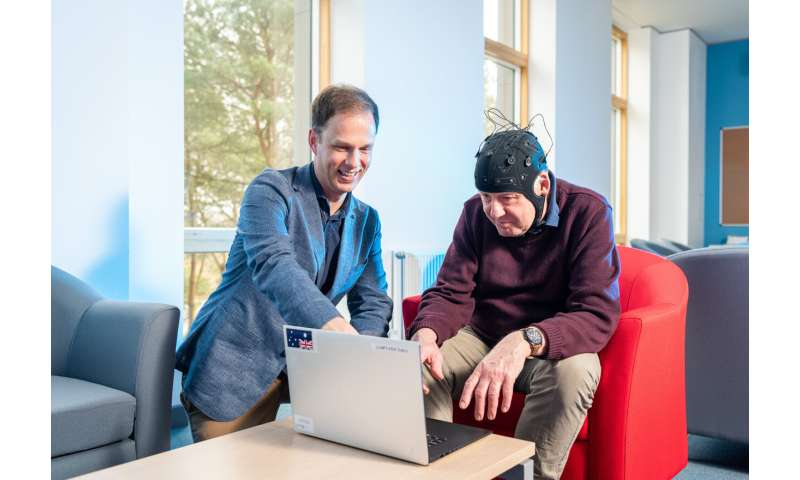 Pioneering EEG test could dramatically increase early diagnosis of Alzheimer's