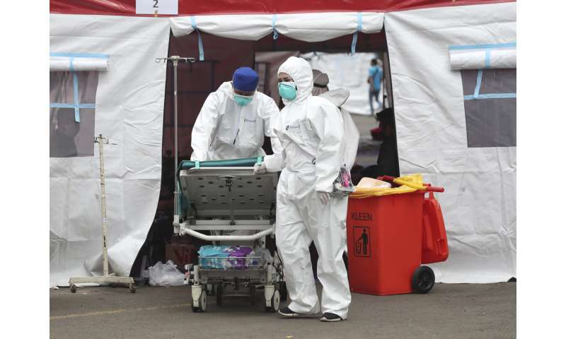 Red Cross warns Indonesia is facing a coronavirus catastrophe
