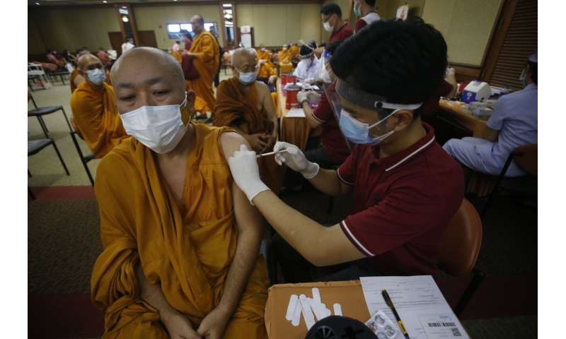 Restrictions reimposed as virus resurges in much of Asia