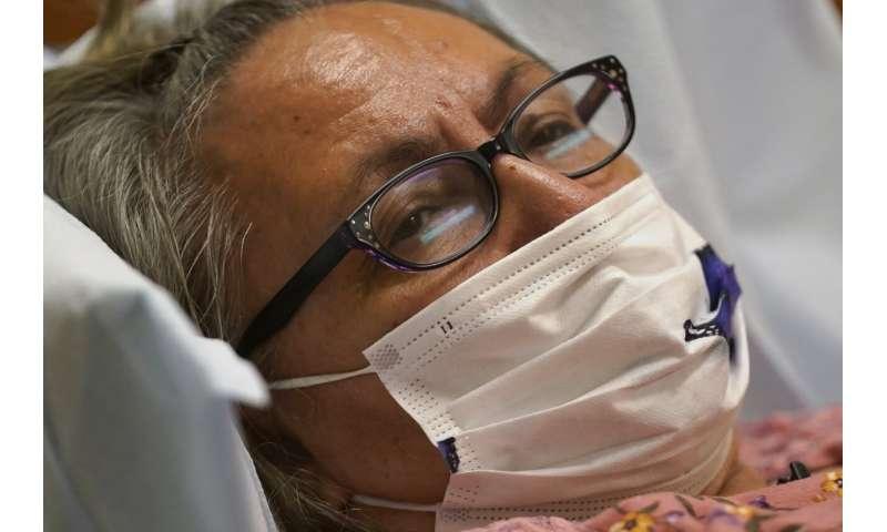 Rural Alaska at risk as COVID surge swamps faraway hospitals