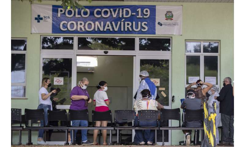 La vacuna Sinovac recupera una ciutat brasilera gairebé normal