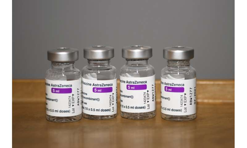 Slovakia plans to keeping using AstraZeneca despite pause