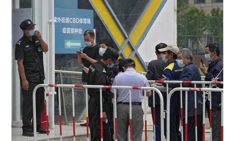 Slow to start, China mobilizes to vaccinate at headlong pace