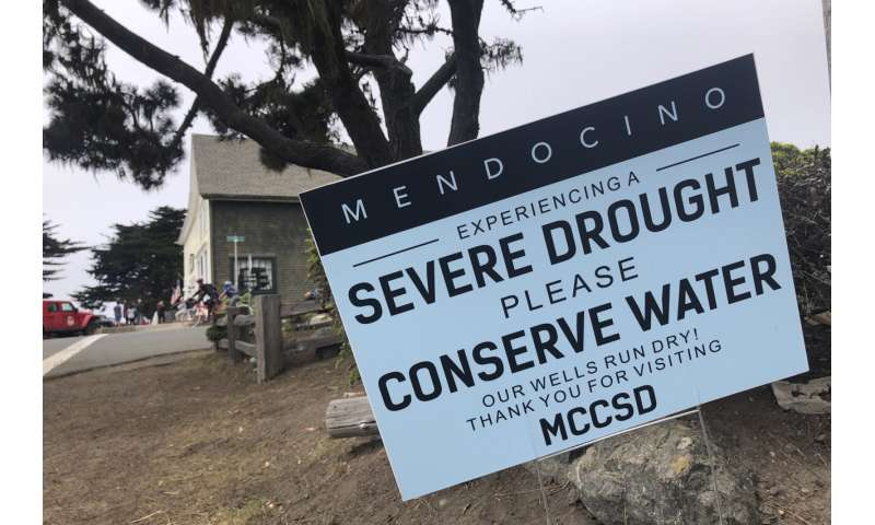 Southern California officials declare water supply alert