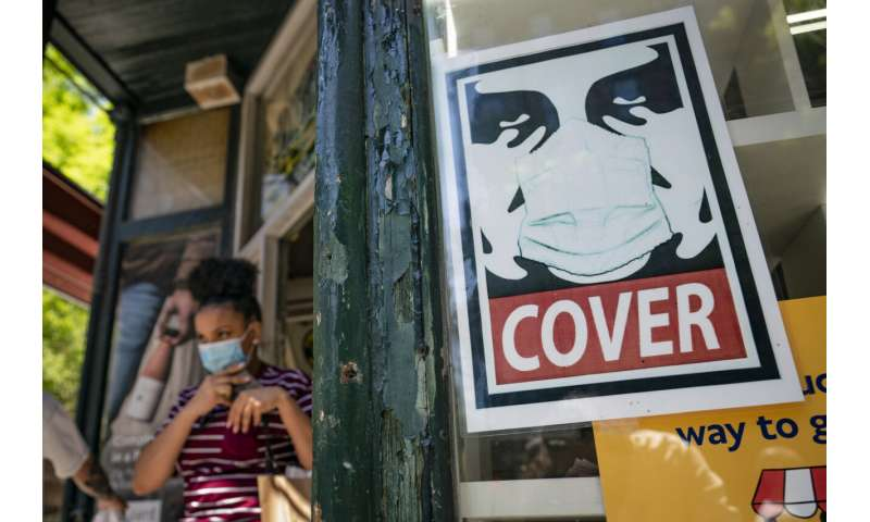 States, business sort out what new CDC mask guidance means