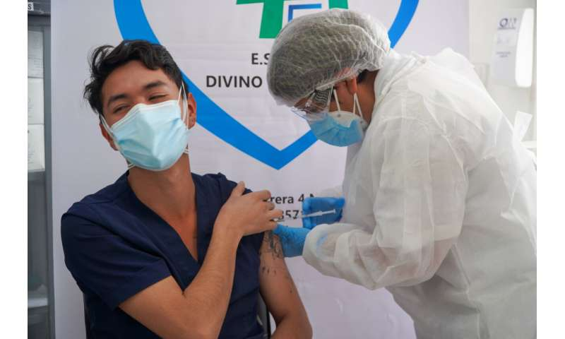 Study finds vaccine hesitancy lower in poorer countries