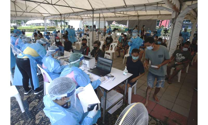Thailand fights to contain COVID-19 surge in Bangkok