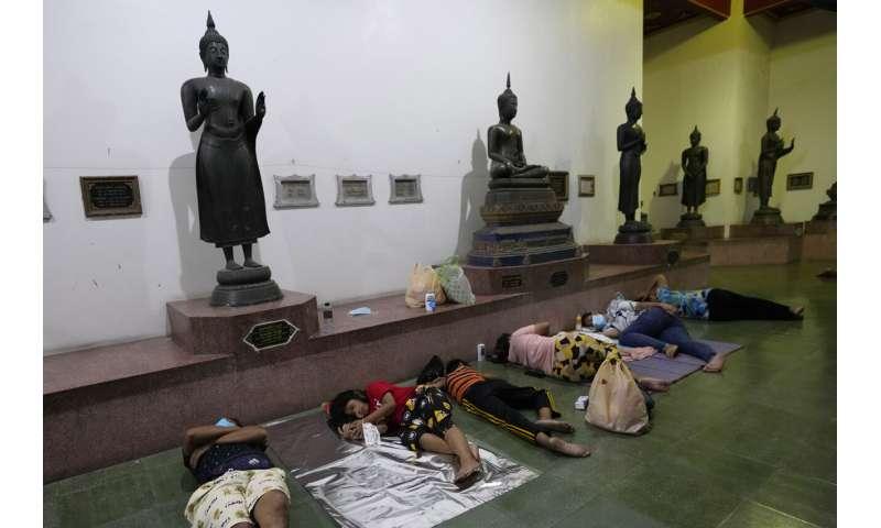 Thailand sets curfew for capital to combat coronavirus surge