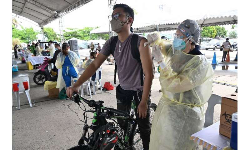 The Philippines will reimpose restrictions on millions of people in the capital region to fight a Delta-fuelled coronavirus outb