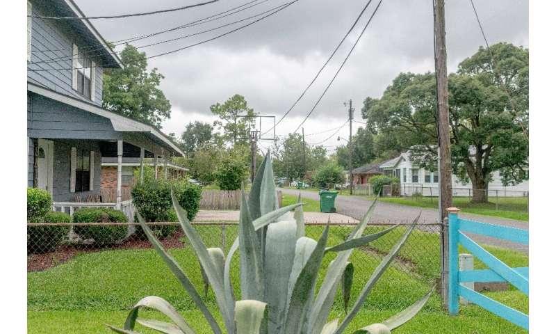 The Reserve, Louisiana neighborhood where Robert Taylor, Angelo Bernard and Robert Moore live is near the Denka chloroprene plan