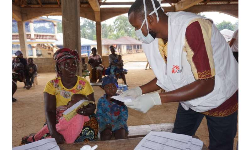 The WHO World Malaria Report 2020 said global progress against the disease was spreading, especially in African countries b