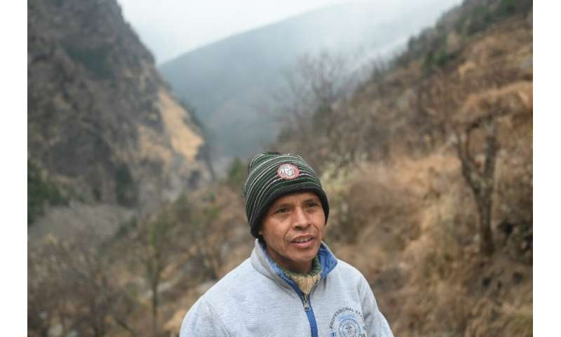 """The construction of more dams and roads in India's fragile Himalayan region will be """"fought tooth and nail"""", said Suri"""