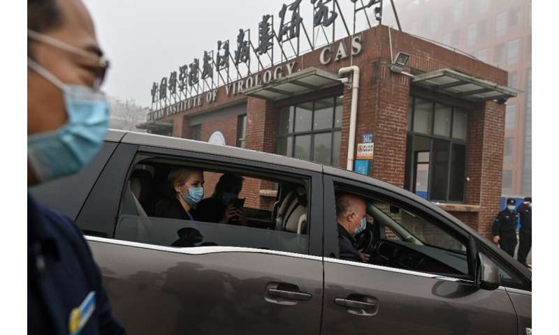 The WHO chief has revived a theory that the coronavirus may have leaked from a lab in Wuhan, China