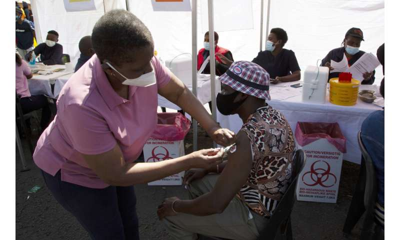 To boost vaccinations, South Africa opens jabs to all adults