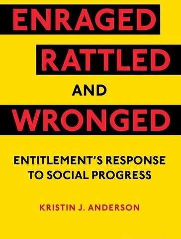 UHD Professor's Latest Book Addresses Entitlement's Role in Social, Political Hostilities