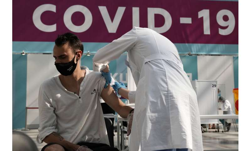 Unwanted record: Russia's COVID deaths hit new high in July