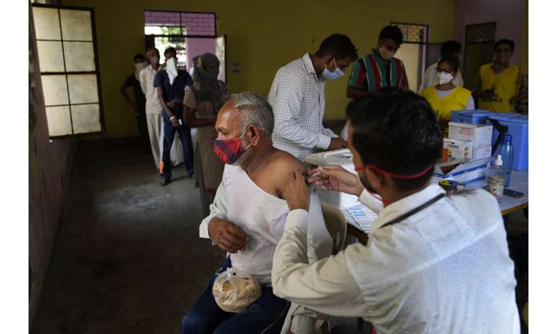 Vaccinations in rural India increase amid supply concerns