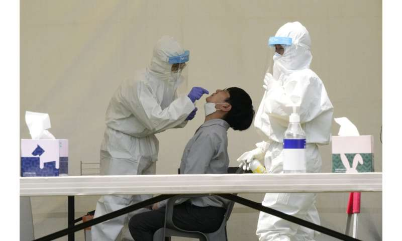 Vaccine deliveries rising as delta virus variant slams Asia
