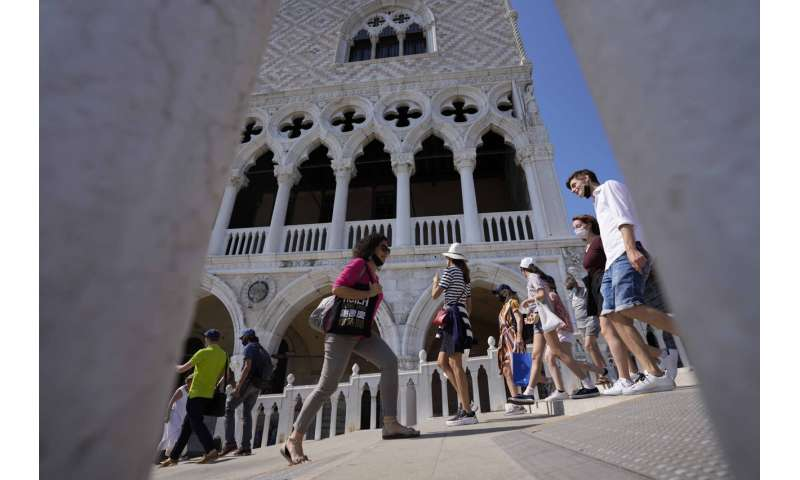 Venice reinventing itself as sustainable tourism capital