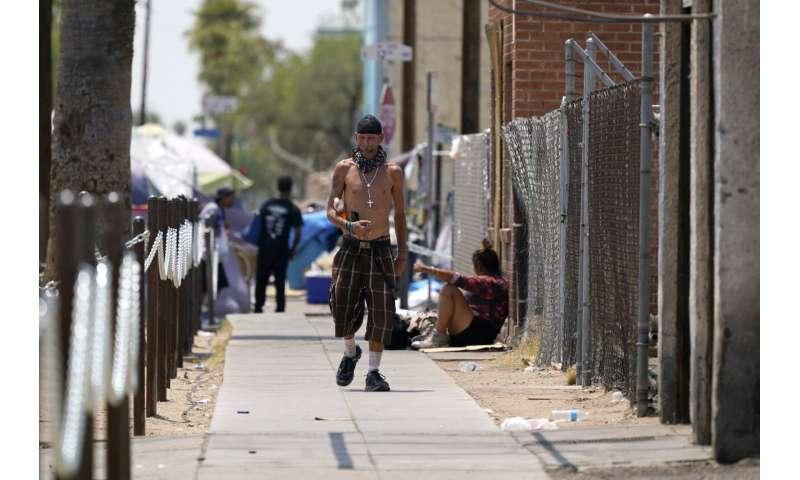 Western heat wave threatens health in vulnerable communities