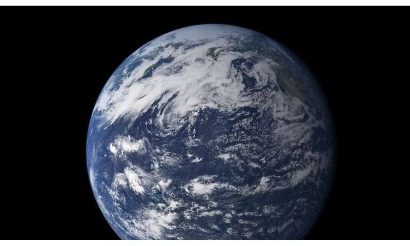 Why is there water on Earth?