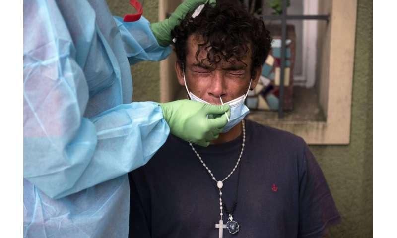 With recent surge, Uruguay battles to contain coronavirus