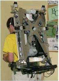 Portable laser backpack revolutionizes 3-D mapping