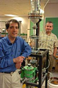 Researchers to test renewable-energy system at local treatment plant