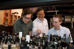 Researchers use super-high pressures to create super battery