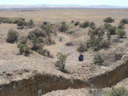 San Andreas Fault study unearths new quake information