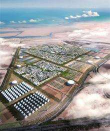 Zero carbon, zero waste city being built in Abu Dhabi (w/ Video)