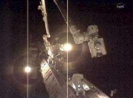 3rd spacewalk needed to restore cooling system (AP)